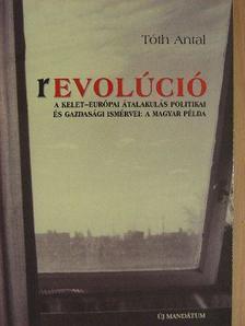 Tóth Antal - Revolúció [antikvár]