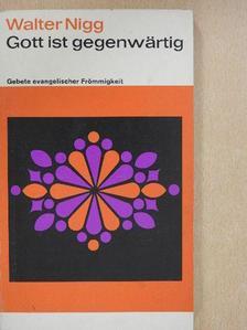 Heinrich Bullinger - Gott ist gegenwärtig [antikvár]