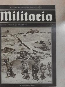 Haász Lőrinc - Militaria 2. [antikvár]