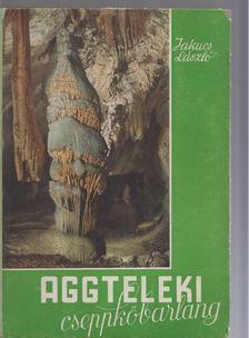 JAKUCS LÁSZLÓ - Aggteleki cseppkőbarlang [antikvár]