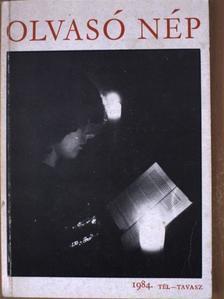 Varga Csaba - Olvasó nép 1984. tél-tavasz [antikvár]