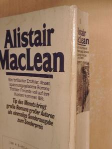 Alistair MacLean - Angst ist der Schlüssel/Geheimkommando Zenica/Die Überlebenden der Kerry Dancer [antikvár]