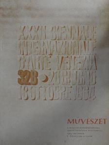 B. Supka Magdolna - Művészet 1964. október [antikvár]