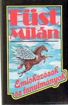 FÜST MILÁN - Emlékezések és tanulmányok [antikvár]