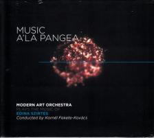 MODERN ART ORCHESTRA - MODERN ART ORCHESTRA PLAYS THE MUSIC OF EDINA SZIRTES