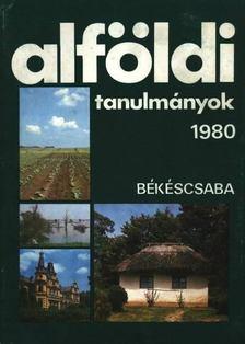 Tóth József - Alföldi tanulmányok 1980. [antikvár]