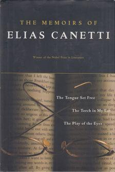 Elias Canetti - The Memoirs of Elias Canetti [antikvár]
