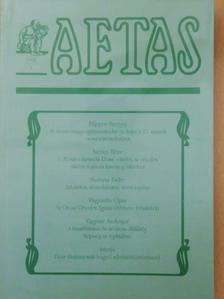 Bilku Roland - Aetas 1998/1. [antikvár]