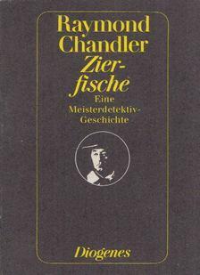 Raymond Chandler - Zierfische (minikönyv) [antikvár]