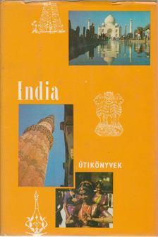 Gáthy Vera - India [antikvár]