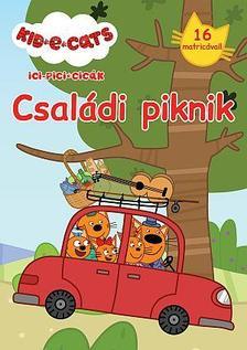 Ici-pici cicák - Családi piknik