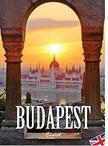 Budapest útikönyv - angol