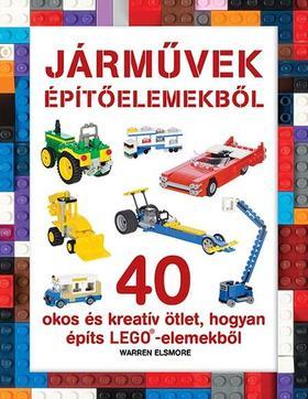 Járművek építőelemekből
