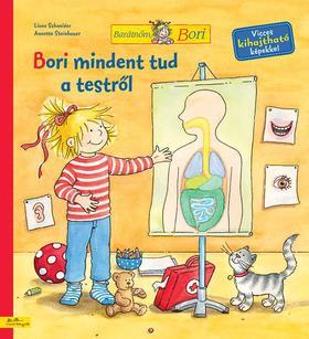 Liane Schneider - Annette Steinhauer - Bori mindent tud a testről