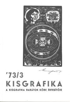 Galambos Ferenc - Kisgrafika 73/3 [antikvár]