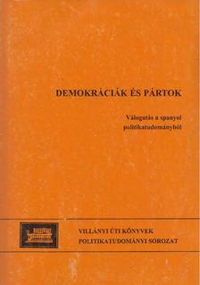 Simon János - Demokráciák és pártok [antikvár]