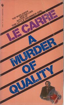 JOHN LE CARRÉ - A Murder of Quality [antikvár]