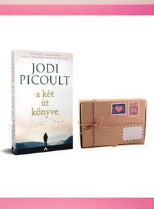 Jodi Picoult - Könyvölelés Valentin Napra - A két út könyve és kézműves pillecukor