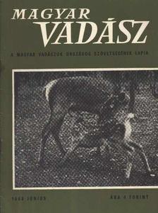 Magyar Vadász 1968/6. [antikvár]