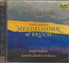 MENDELSSOHN,BRUCH - VIOLIN CONCERTOS OF MENDELSSOHN & BRUCH CD