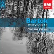 BARTÓK - STRING QUARTETS 2CD