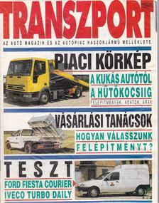 Kovács András - Transzport 1994/3 [antikvár]