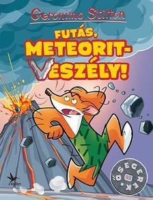 Geronimo Stilton - Futás, meteoritveszély!