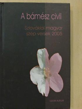 Ardamica Zorán - A bámész civil [antikvár]