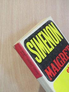 Georges Simenon - Maigret et la vieille dame [antikvár]