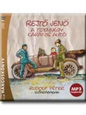 REJTŐ JENŐ - A TIZENNÉGY KARÁTOS AUTÓ - HANGOSKÖNYV - CD -