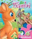 Mesés kirakók - Bambi