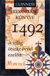 DEBORAH MANLEY - Guinness Rekordok könyve 1492 [antikvár]