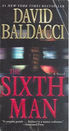 David BALDACCI - The Sixth Man [antikvár]