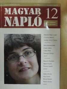 Alföldy Jenő - Magyar Napló 2010. december [antikvár]