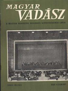 Magyar Vadász 1968/7. [antikvár]