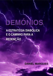 Marques Daniel - Demónios [eKönyv: epub, mobi]