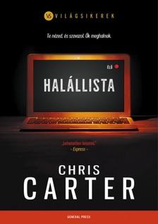 Chris Carter - Halállista [eKönyv: epub, mobi]