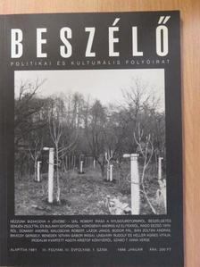 Bán Zoltán András - Beszélő 1998. január [antikvár]