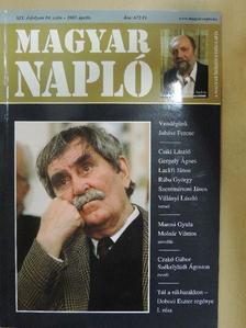 Csábi Domonkos - Magyar Napló 2007. április [antikvár]