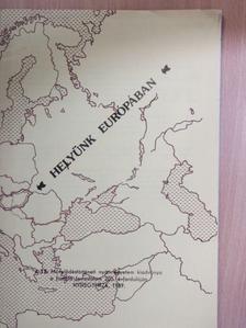 Balázsi Károly - Helyünk Európában [antikvár]