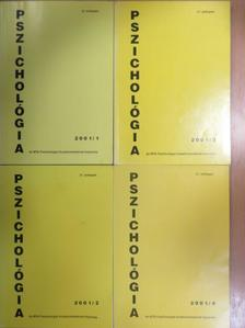 Dornai Erika - Pszichológia 2001/1-4. [antikvár]