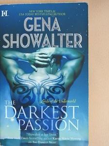 Gena Showalter - The darkest passion [antikvár]