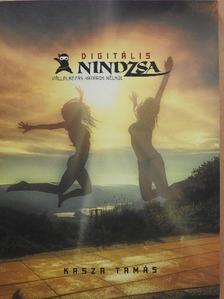 Kasza Tamás - Digitális Nindzsa - CD-vel [antikvár]