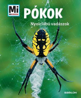 Manfred Baur - Mi MICSODA Pókok - Nyolclábú vadászok
