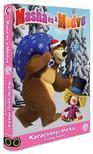 Mása és a Medve 9.-es DVD (0) - Karácsonyi móka + 4 mókás kaland
