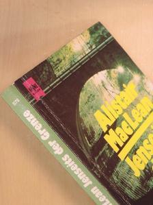 Alistair MacLean - Jenseits der Grenze [antikvár]