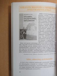 Áprily Lajos - Magyar nyelv [antikvár]