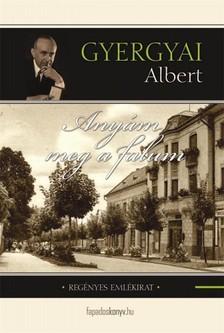 Gyergyai Albert - Anyám meg a falum [eKönyv: epub, mobi]