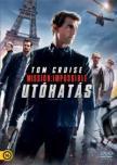 MISSION: IMPOSSIBLE - UTÓHATÁS - DVD