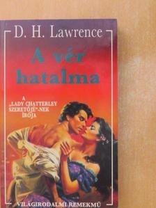 D. H. Lawrence - A vér hatalma [antikvár]